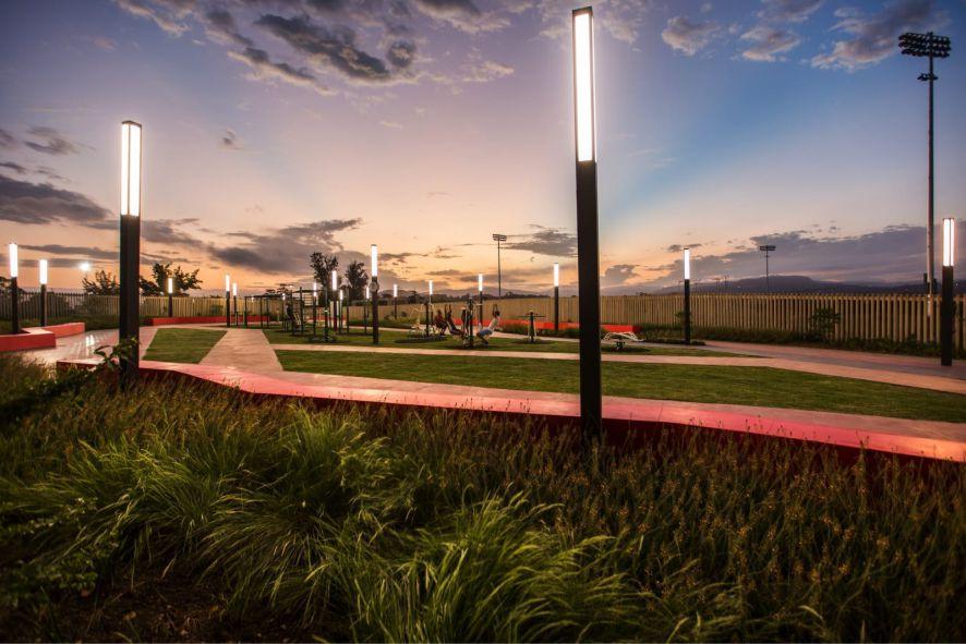Alexander Park - Urban Regeneration
