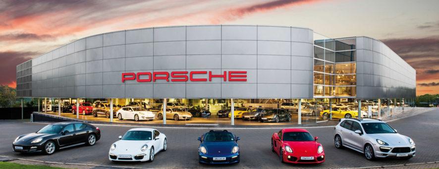 RLS Project - Porsche