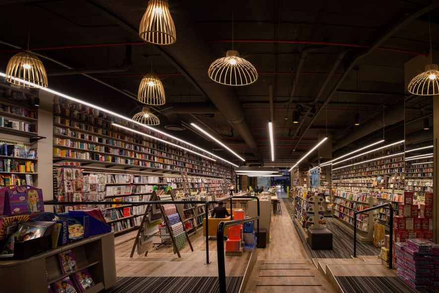RLS Projects - Exclusive Books
