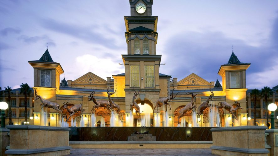 RLS Projects - GOLD REEF CITY