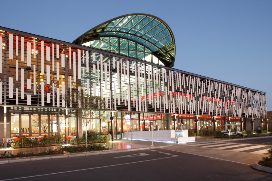 RLS Projects - Mall of The North