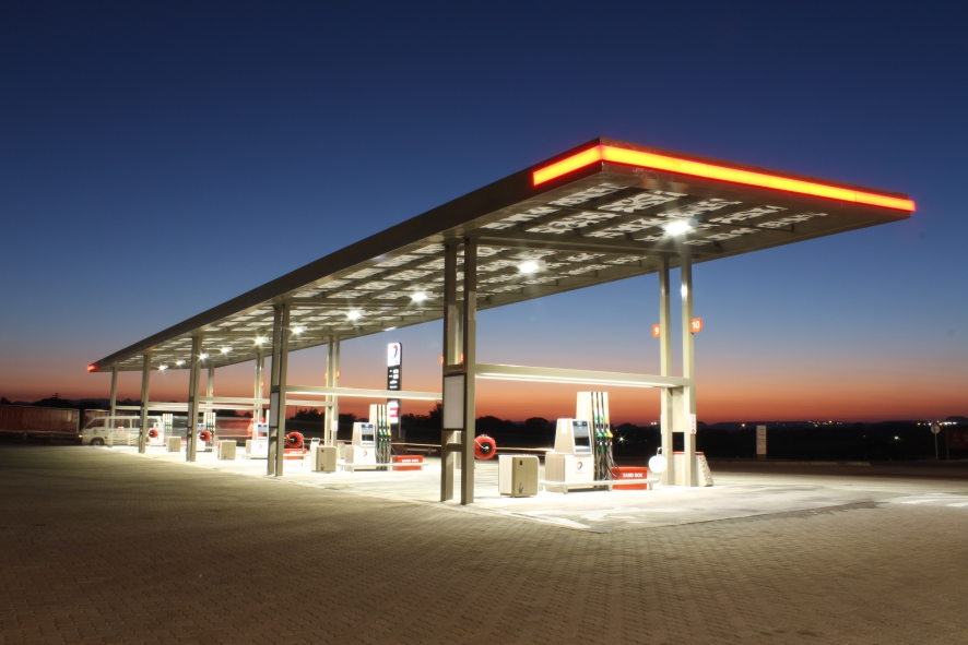 RLS Projects - Twin Cities Petrol Station