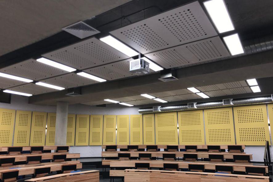 Sol Plaatje University Education Lighting Projects
