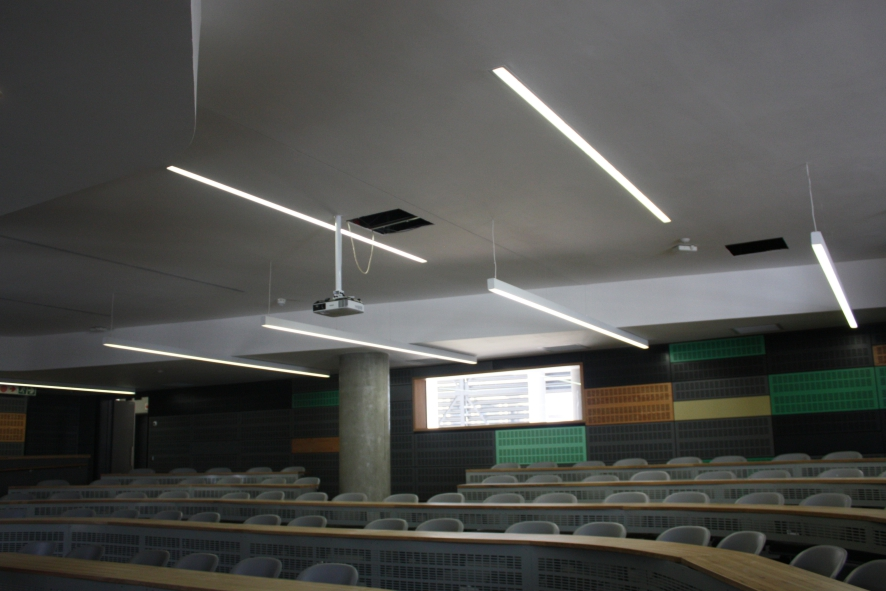 Wits Maths & Science Building