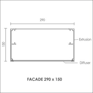 Facade 290 x 150