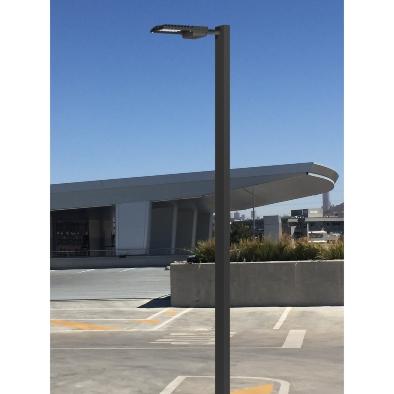 Galvanised Steel Pole 150 x 100