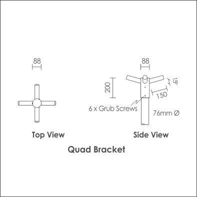 Giro Bracket Quad
