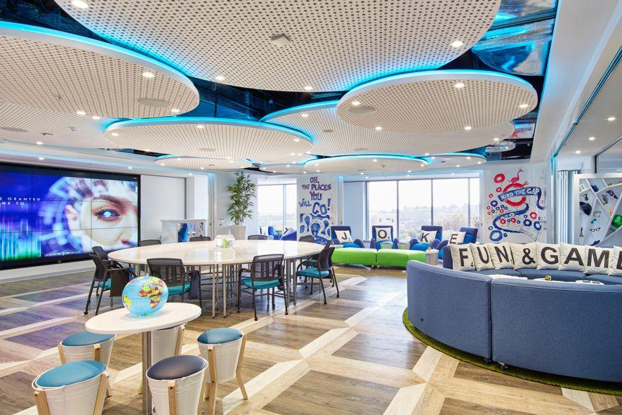 Equinox Barclays Building