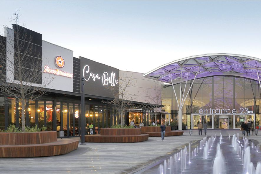 Mall Of Africa Regent Lighting Solutions