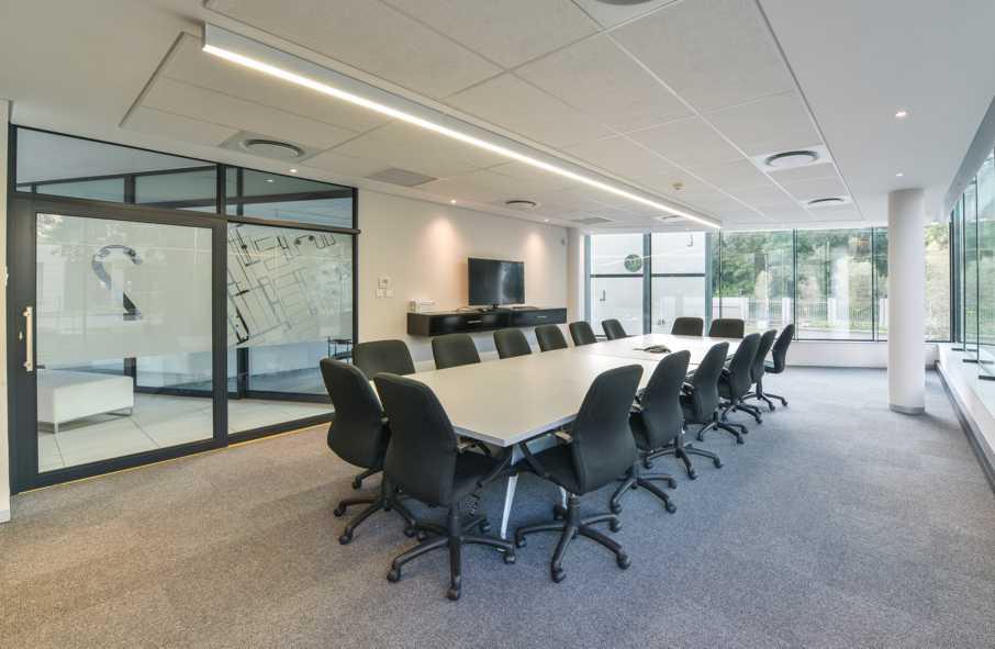 Stauch Voster Head Office