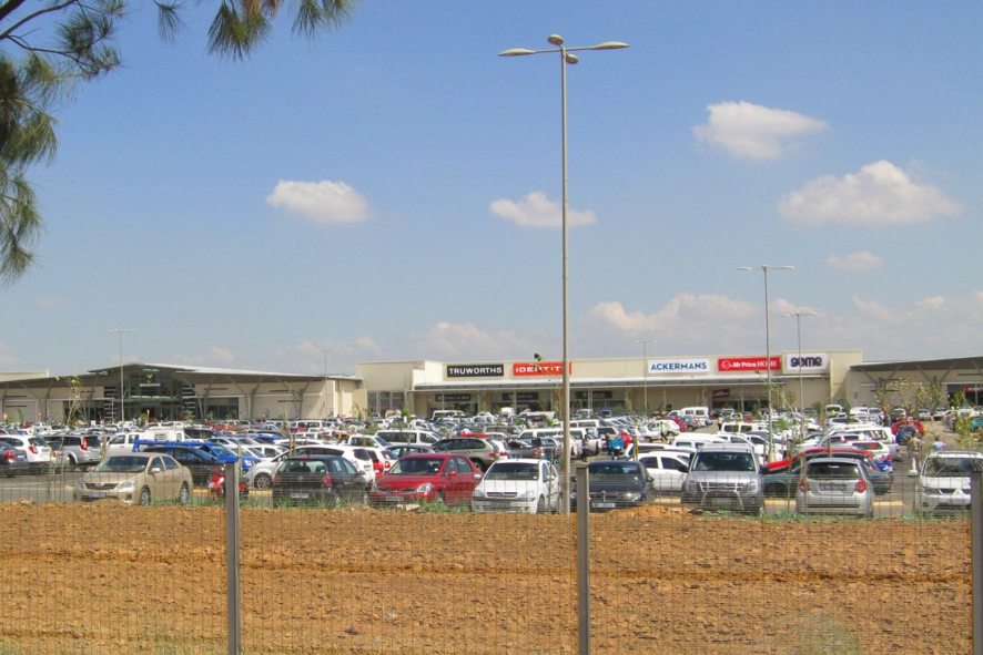 Newcastle Mall