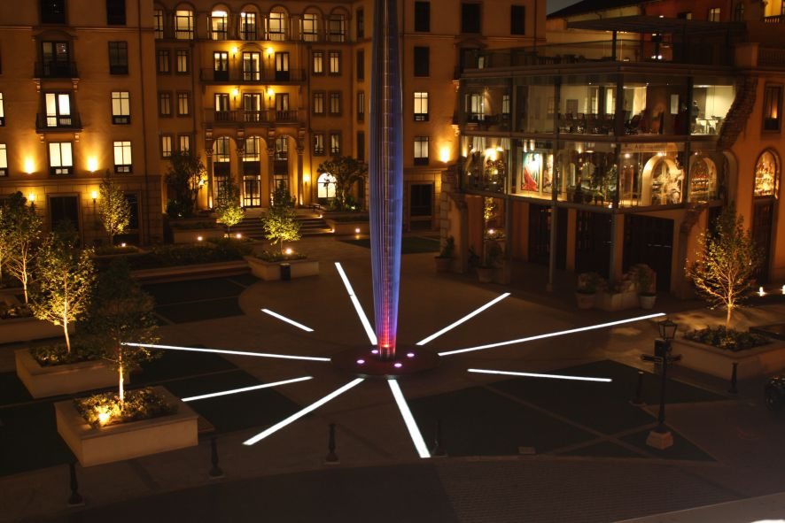 Southern Sun Montecasino Amp The Pivot Regent Lighting