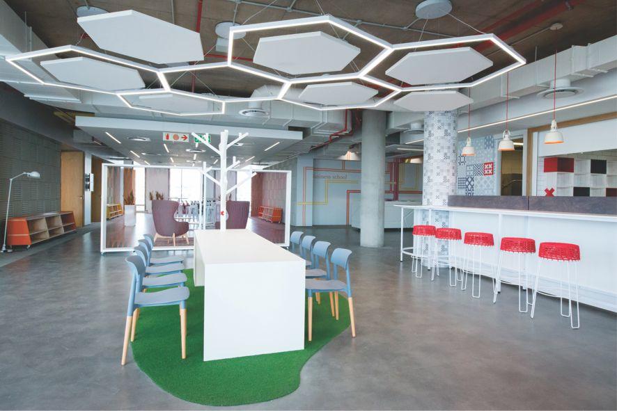PWC Head Office Silo 5