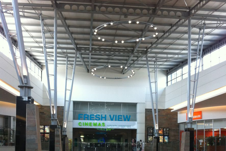 Levy Business Park and Mall