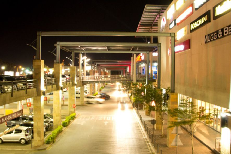 Manda Hill Mall