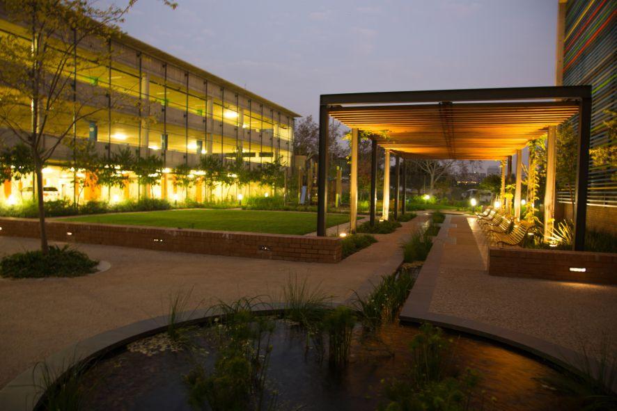 The Nelson Mandela Children's Hospital
