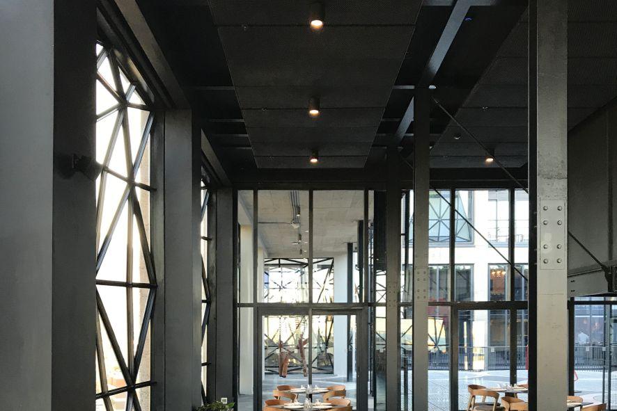 The Zeitz MOCAA Food Venue