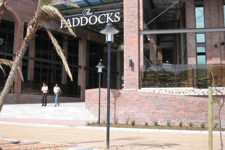 The Paddocks Shopping Centre