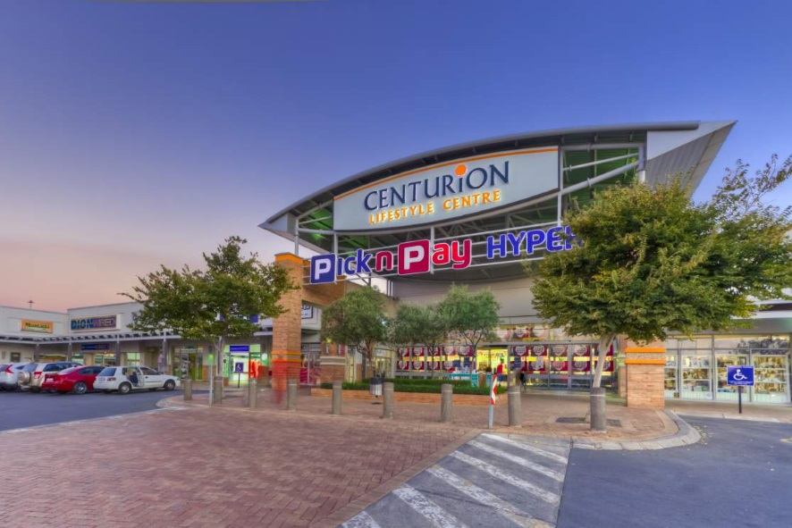 RLS Projects - Centurion Lifestyle Centre