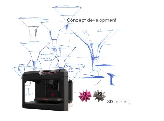 Design Concept & 3D Printing