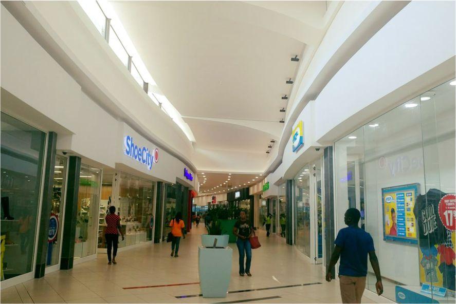 Musina Mall Regent Lighting Solutions