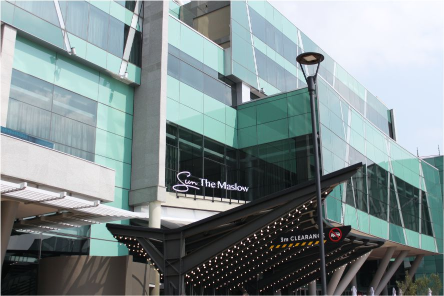 The Maslow Hotel Time Square Regent Lighting Solutions