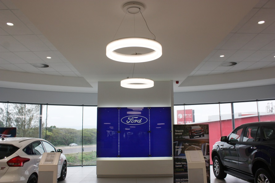 FORD KEMPSTER SHOWROOM