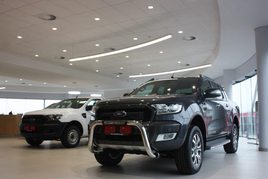 Ford Kempster Umhlanga