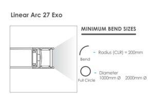 Linear Arc 27 Exo