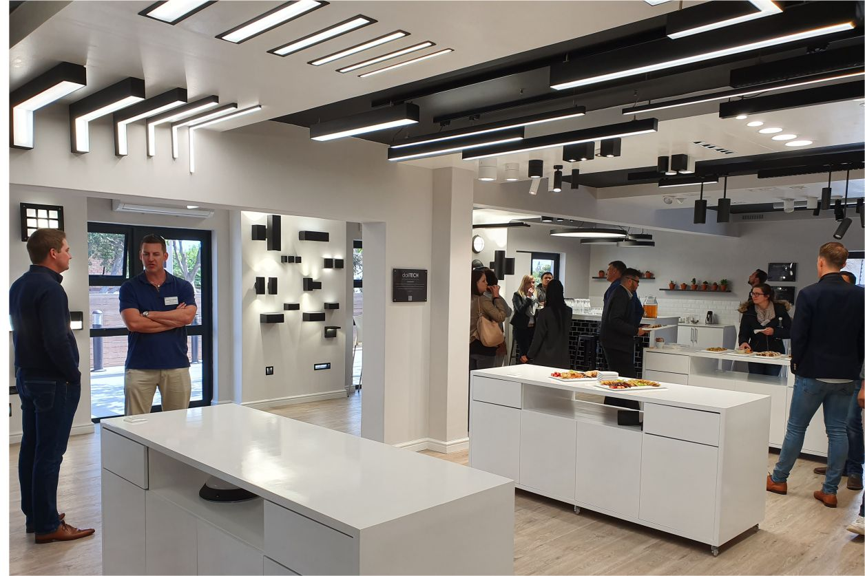 NEW RLS SHOWROOM IN CAPE TOWN