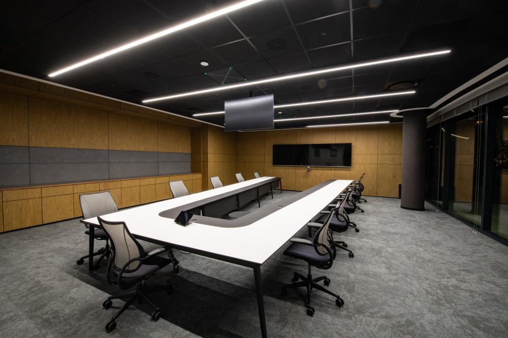 Deloitte HQ Interior