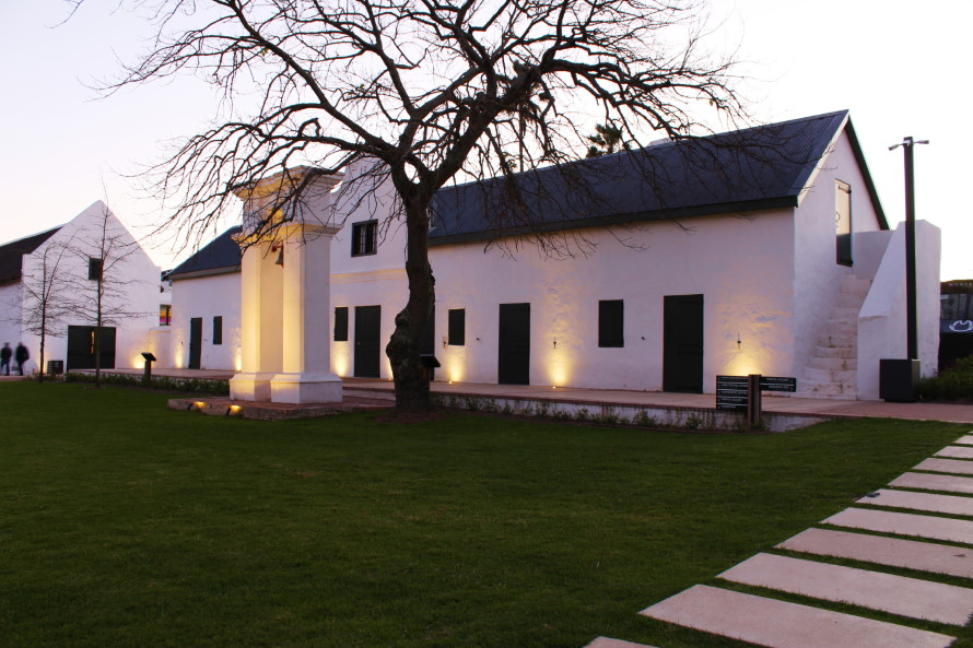 Hazendal Wine Estate