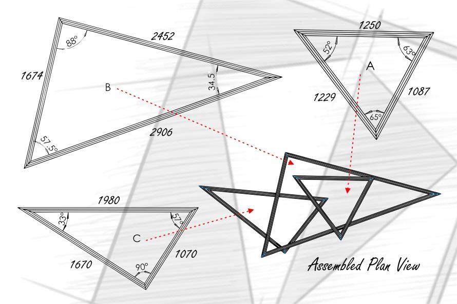 RLS - Butterfly Twist Design 1