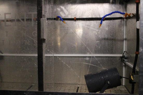 RLS IP Testing Chamber