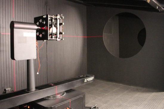 RLS Photometric Testing