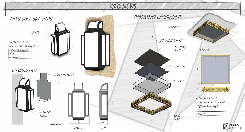 RLS - R&D News - Custom Brass Lighting 3