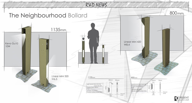R&D News 2019 | Neighbourhood Bollard