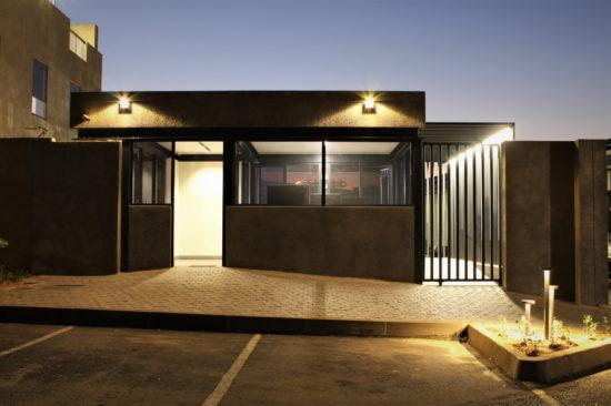 RLS Guardhouse