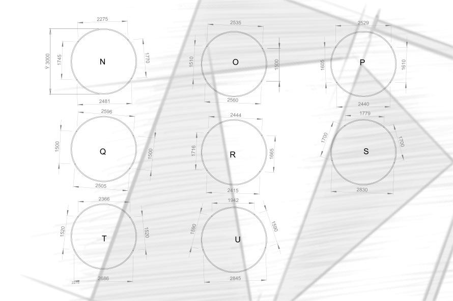 RLS - Sandton City Pendants Design 2