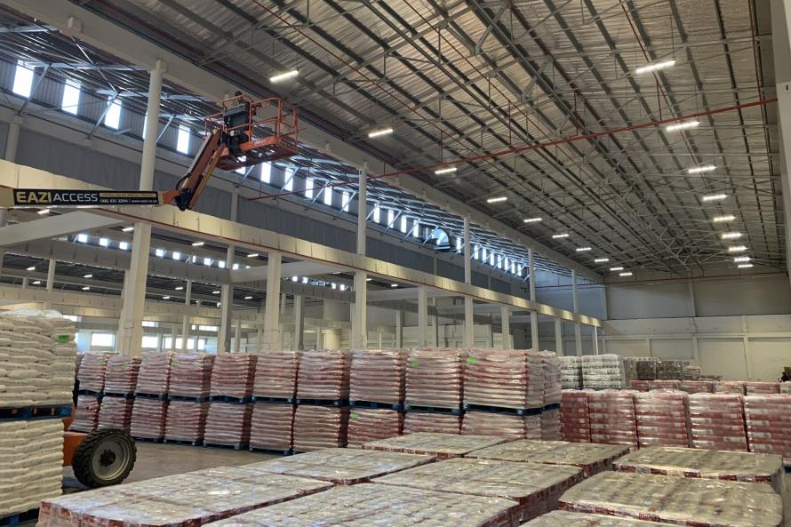 SPAR Distribution Centre P.E.