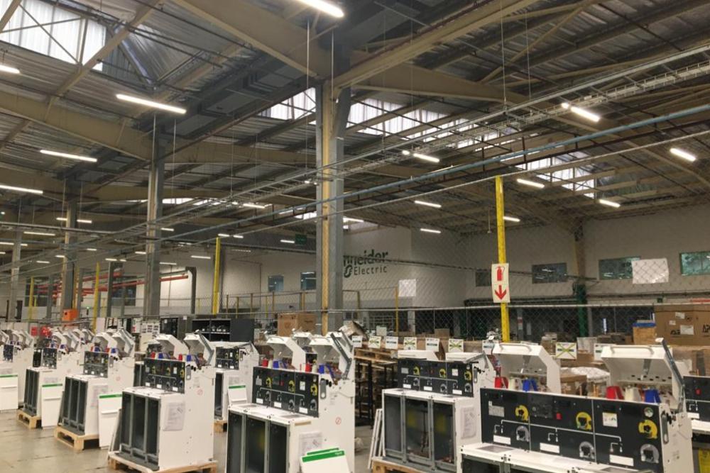 Schneider Electric Warehouse