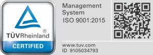 TUV logo 2015
