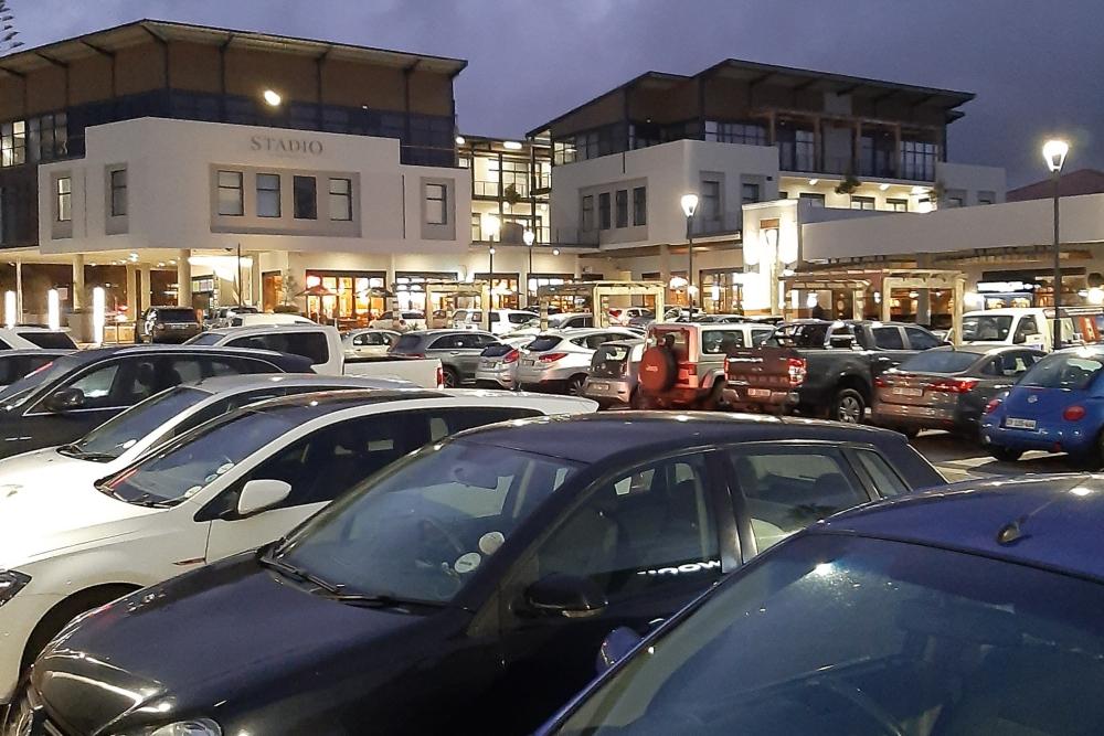 The Village Square Mall