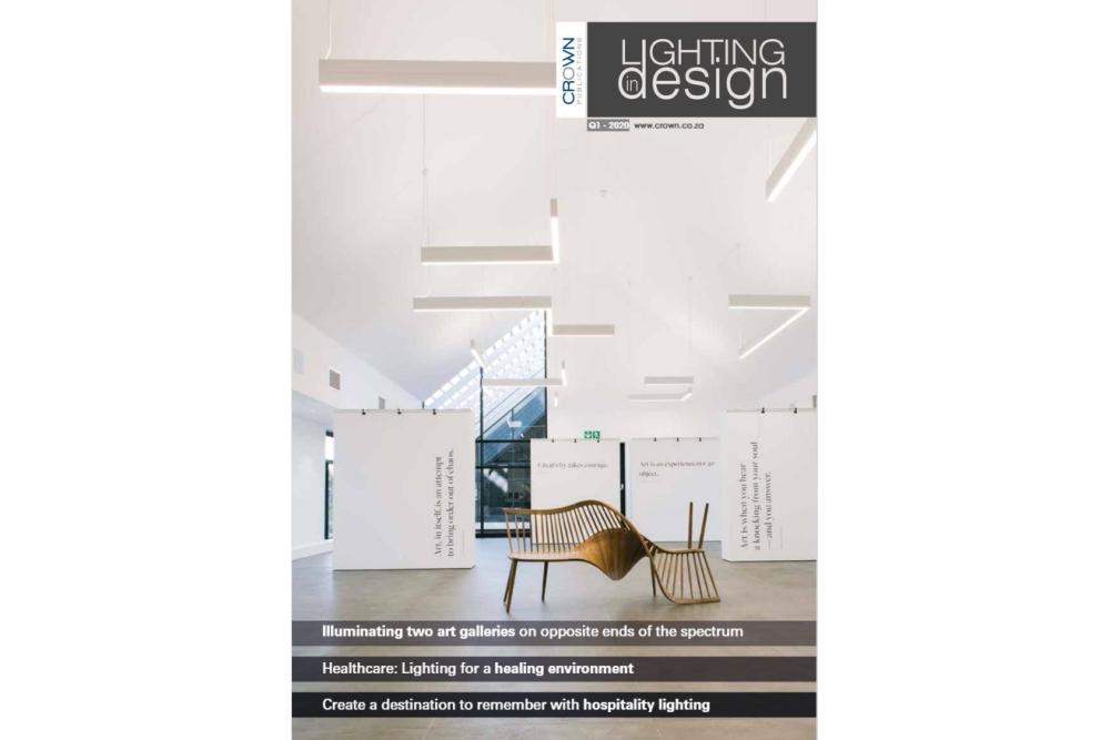 Lighting in Design