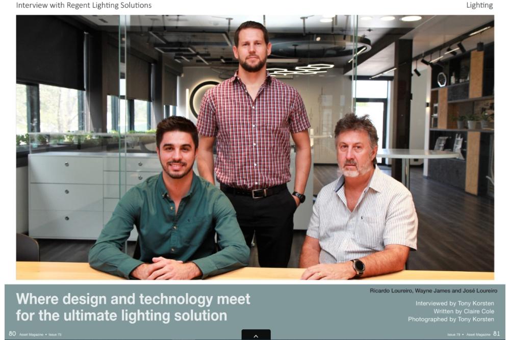 ASSET - LIGHTING CONTROLS & LIGHTING DESIGN